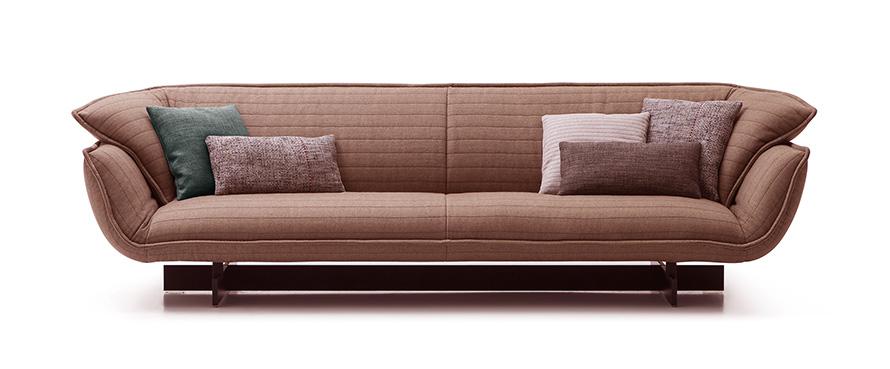 Cassina divani design - Beam sofas divano 3 posti.
