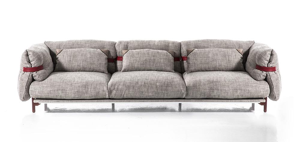 5 divani design le novit 2016 che fanno tendenza for Divano 5 posti lineare