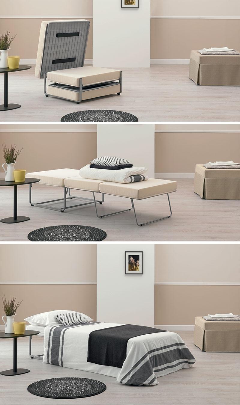 Come scegliere un divano letto matrimoniale comodo - Pouf letto mercatone uno ...