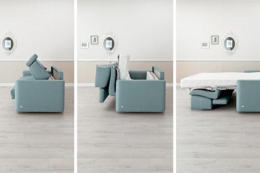 Come scegliere un divano letto matrimoniale comodo.