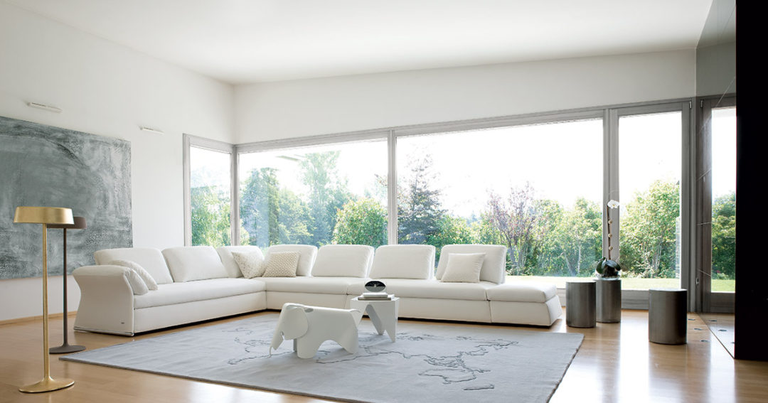 Progettare il soggiorno iniziando dal colore delle pareti: come ...
