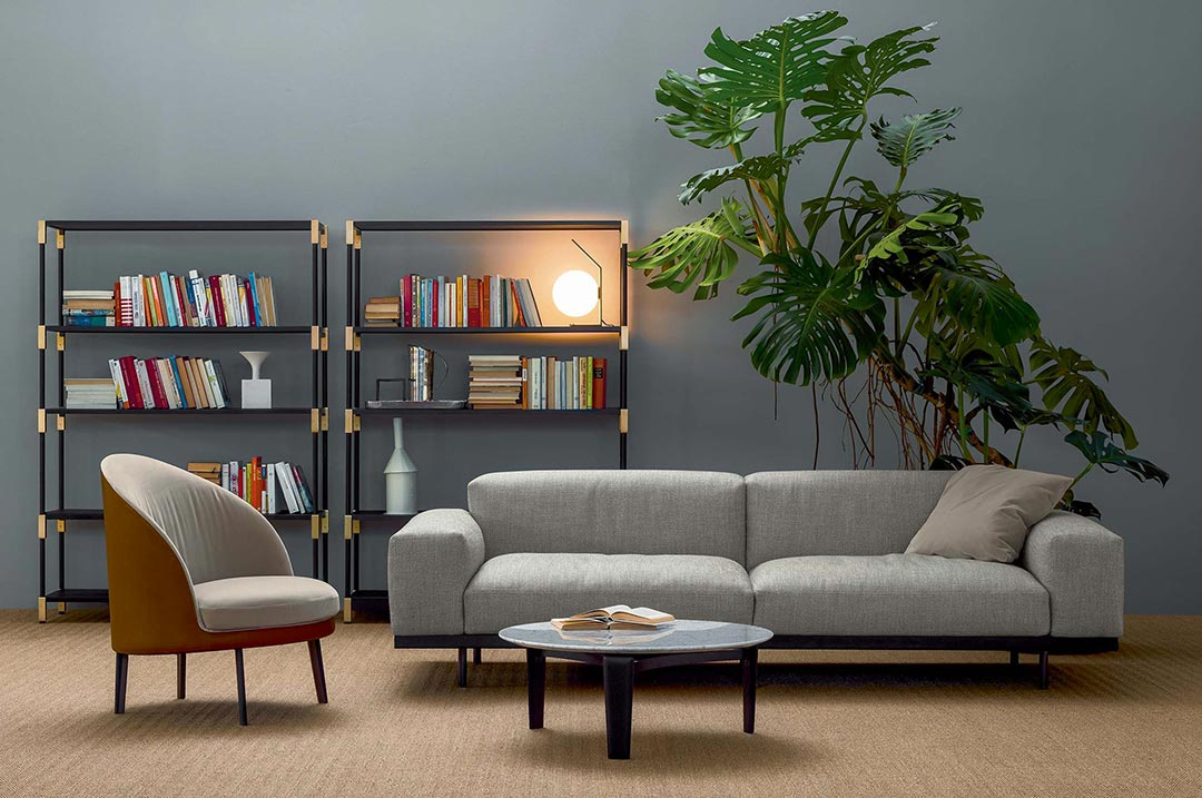 progettare salotto perfetto divano fisso o angolare