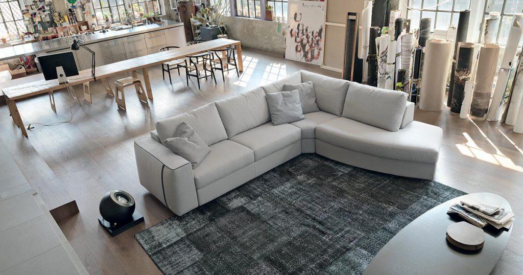 divano contemporaneo Doimo salotti