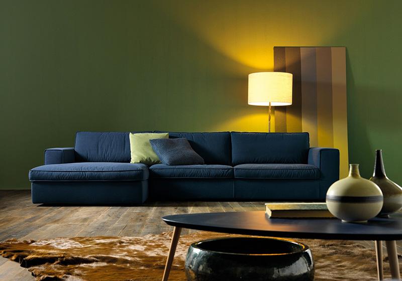 Guida colori casa l equilibrio e l eleganza del verde - Che colore dare alle pareti di casa ...