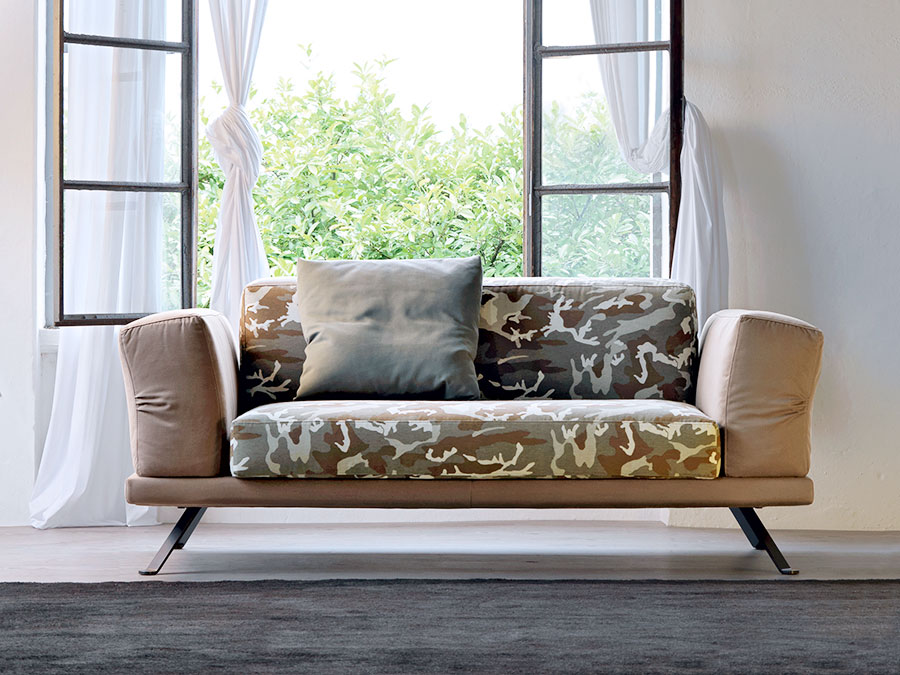 Under doimo salotti divano piccolo personalizzabile.