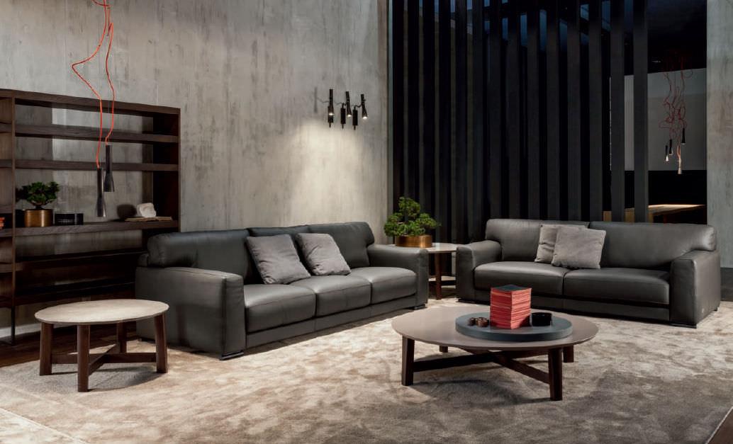 Doimo Salotti divano design modello Weldon.