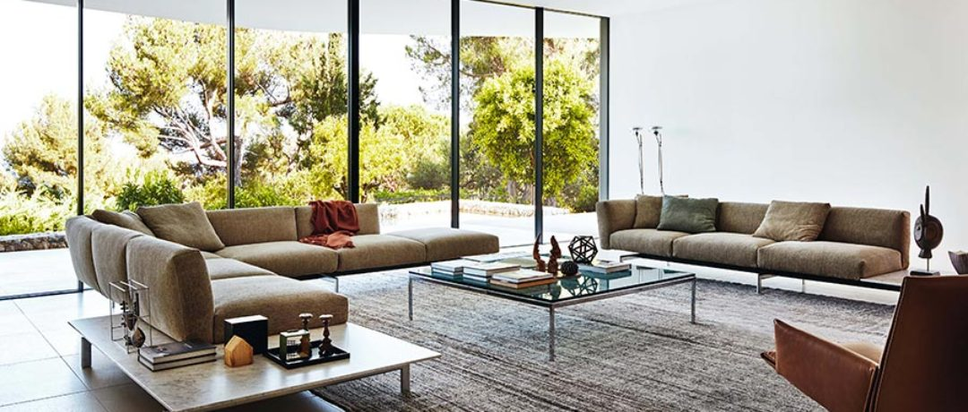 Cinque idee per un salotto perfetto.