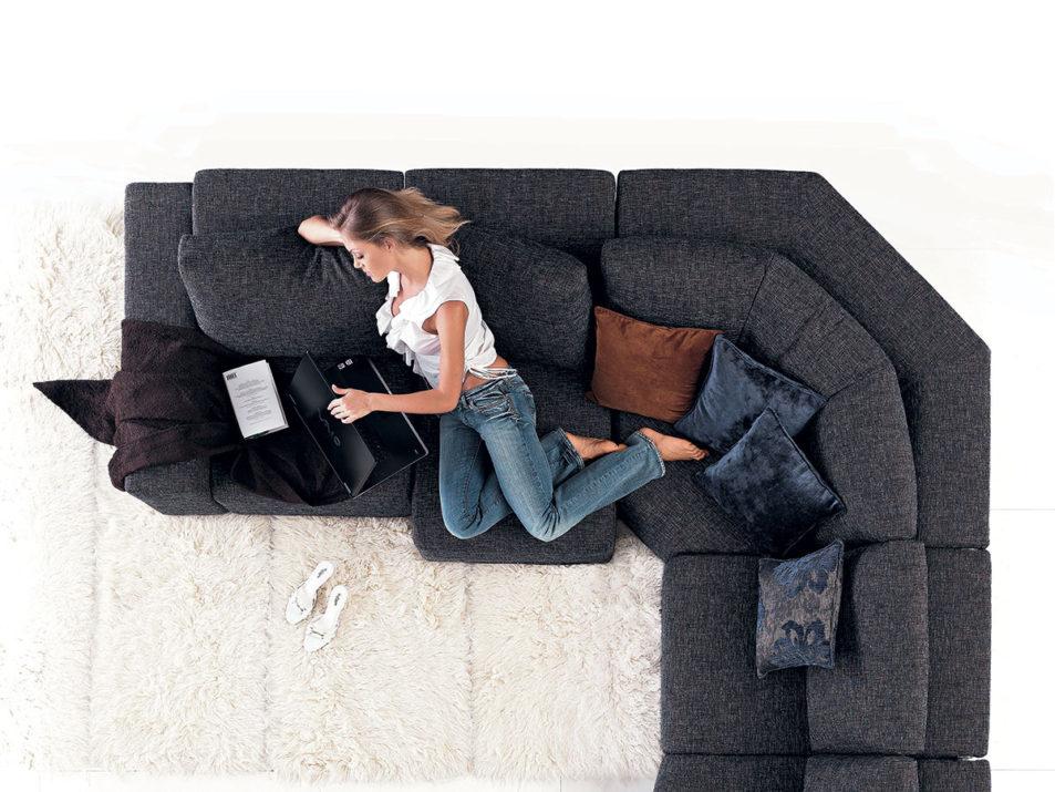 Struttura interna del divano: le imbottiture - qualità e comfort come riconoscerla.