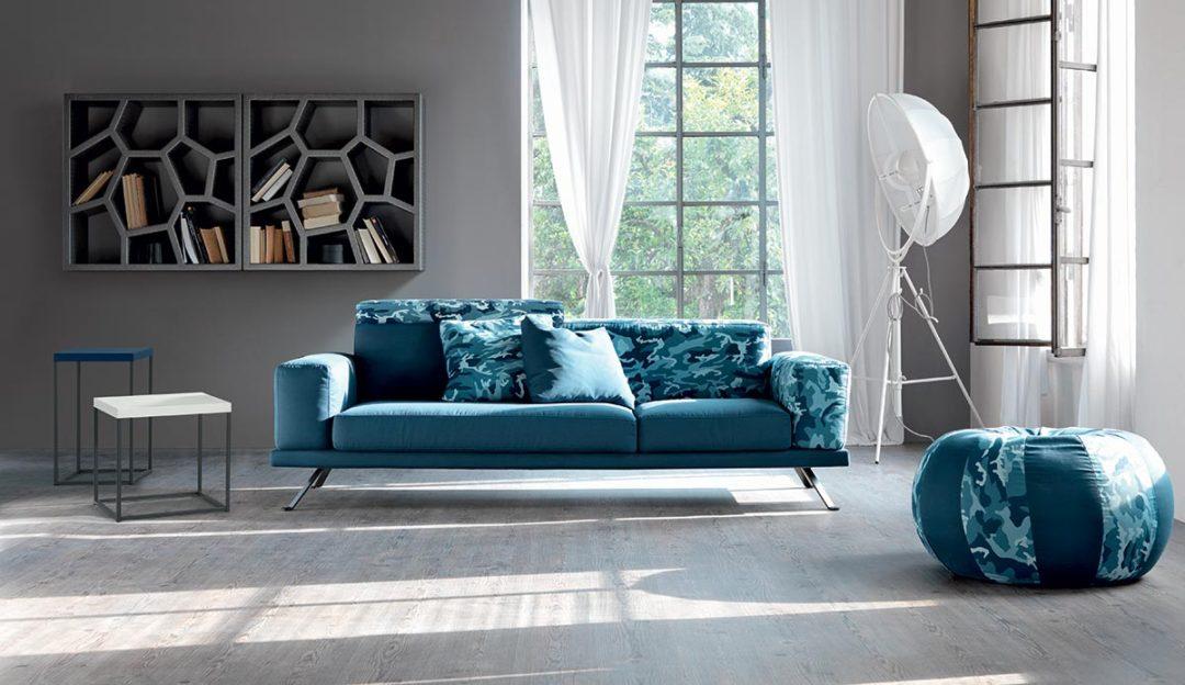 Under di Doimo Salotti è un divano giovane.