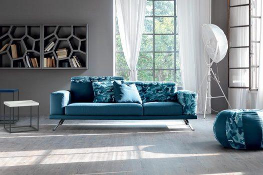 Un divano personalizzabile all'infinito