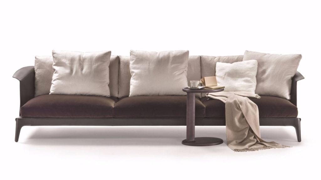 Flexform divano e poltrona Isabel.