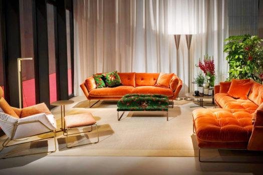 Trends 2017: il colore perfetto per il divano.