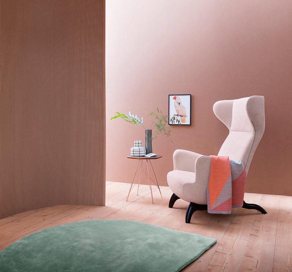 10 poltrone design per arredare il salotto salotto perfetto for Poltrone zanotta