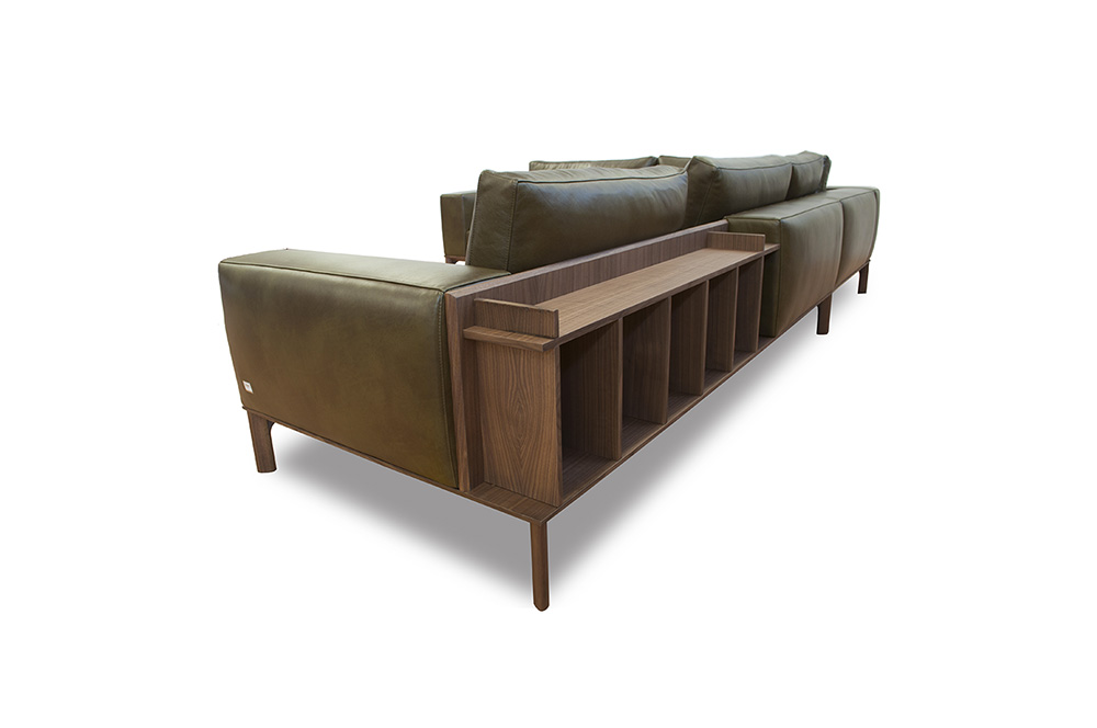 Rreport novità salone mobile divani: Doimo Salotti Place.