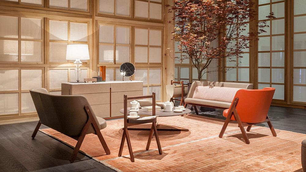 Trends 2017 il colore perfetto per il divano salotto for Poltrone frau milano