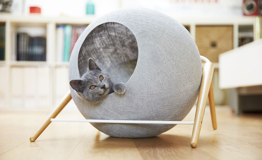 Cuccia per gatto a Sfera di Meyou.