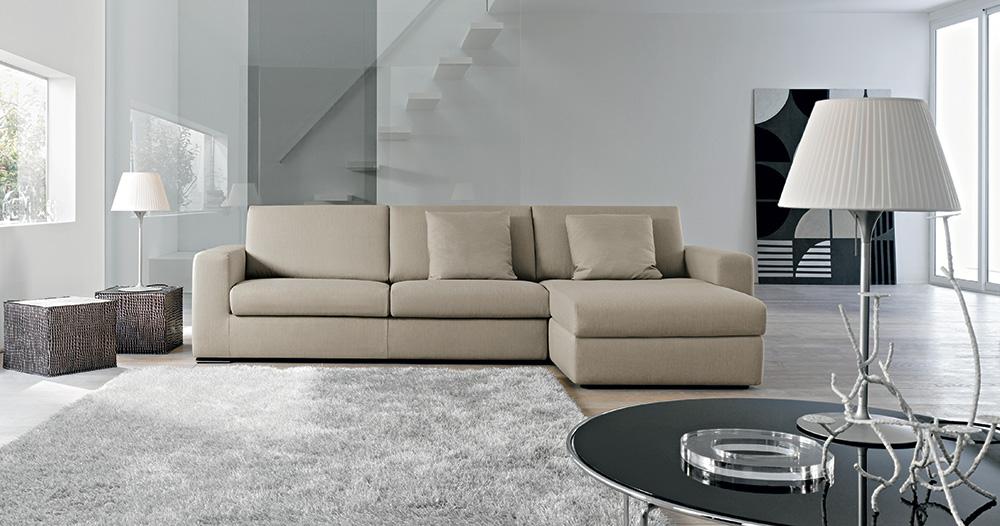 Idee salvaspazio divano angolare per piccoli spazi - Divano letto per dormire tutte le notti ...