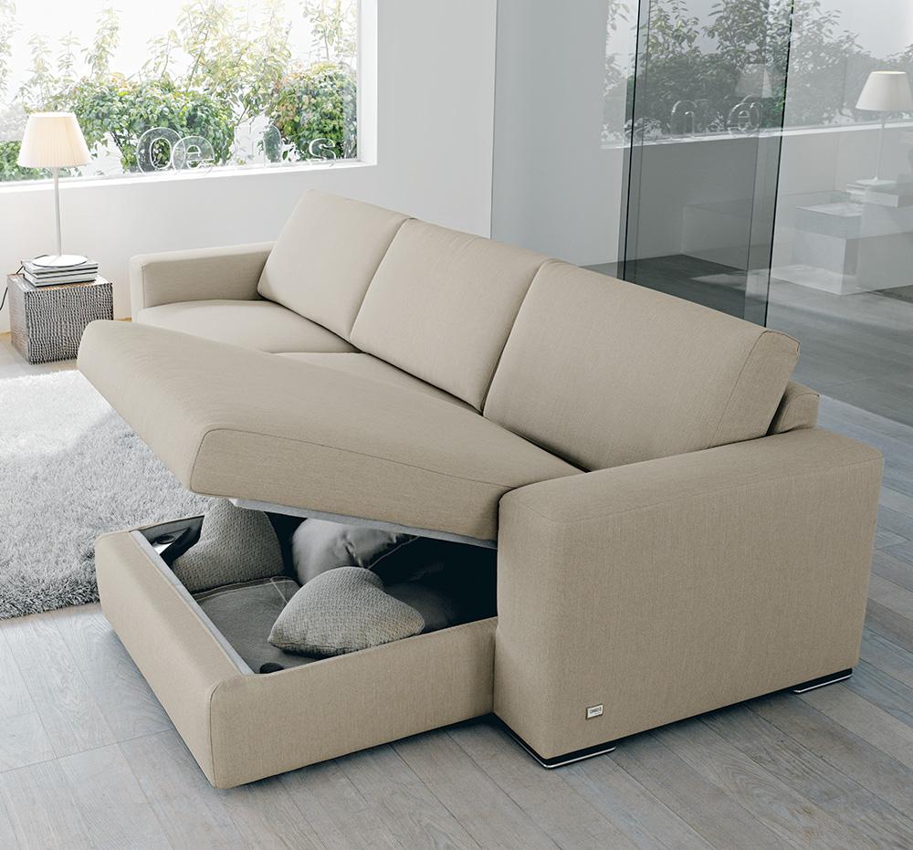 Divano Angolare Piccole Dimensioni idee salvaspazio, divano angolare per piccoli spazi