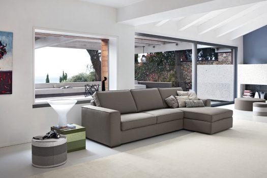 Scegliere il divano letto per la casa delle vacanze