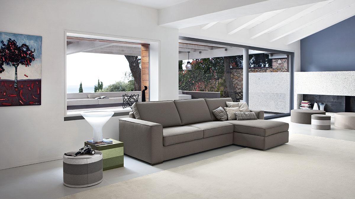 Kevin divano letto salotto perfetto for Divano letto bolzano