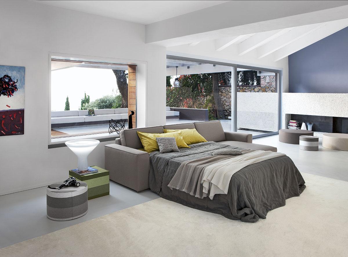 Scegliere il divano letto per la casa delle vacanze salotto perfetto - La casa delle vacanze ...