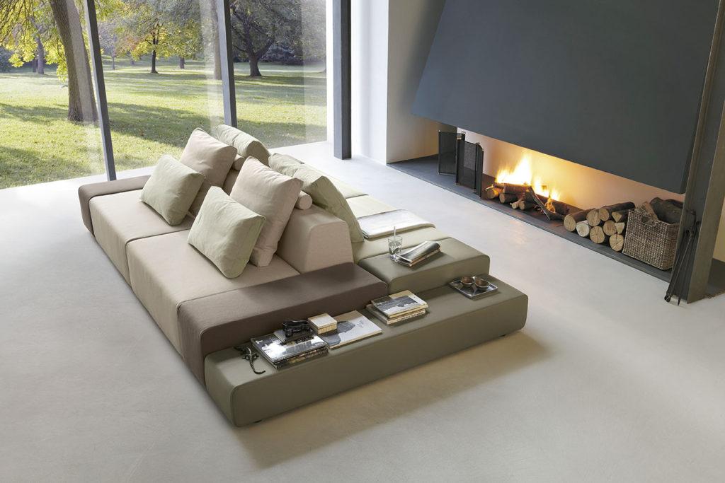 domino divano biafacciale di doimosalotti