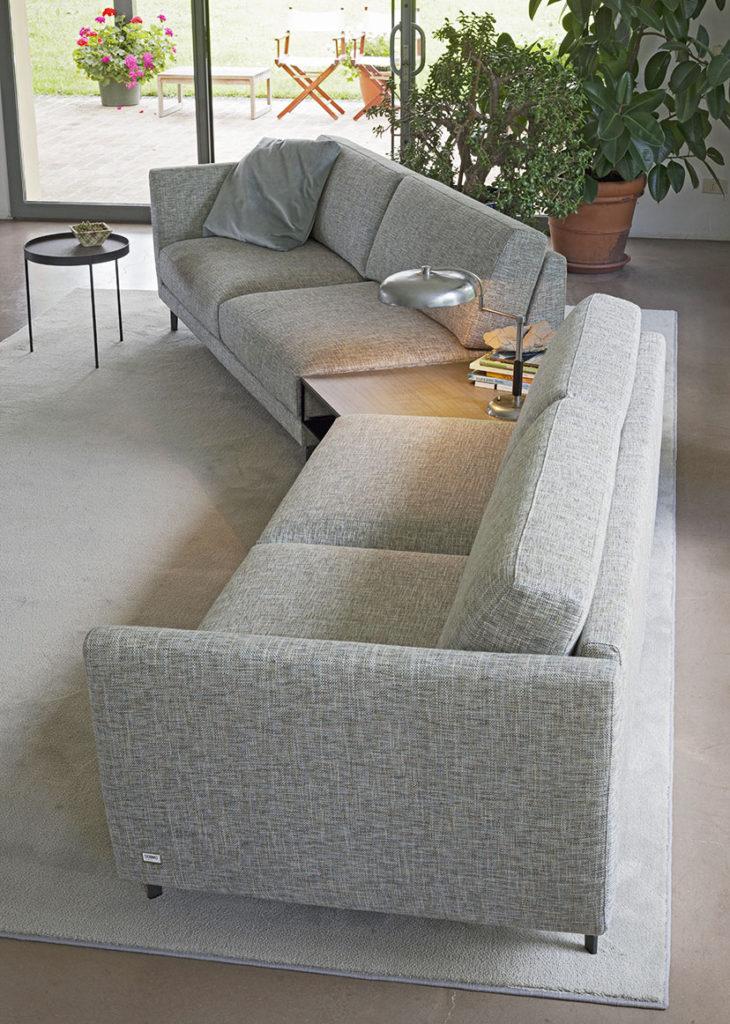 divano gregory ad angolo con tavolino - doimosalotti