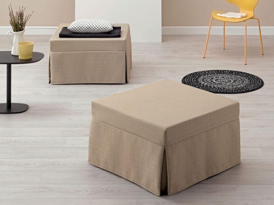 I Pouf letto singoli sono comodi per dormire? | SALOTTO PERFETTO