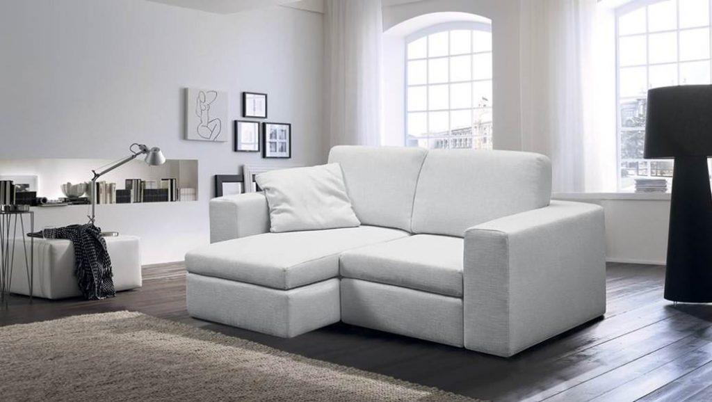 Felis Leon divano bianco piccolo