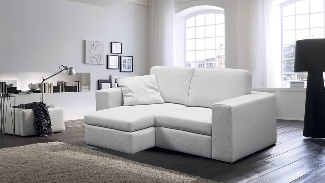 Felis Loen divano bianco