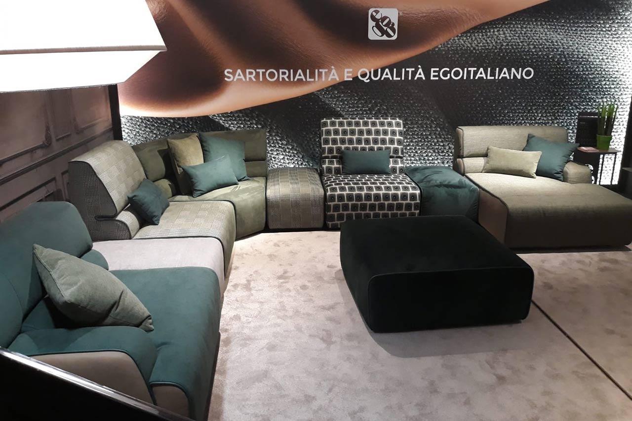 Showroom Egoitaliano a Napoli