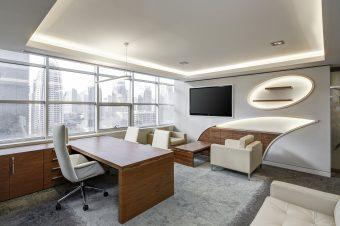 Come arredare il salotto con le strisce LED